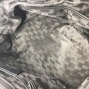 Michael Kors Bags - Michael Kors Black Leather Shoulder Bag